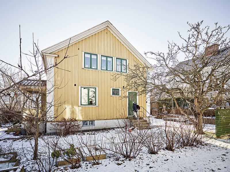 Зима в Швеции как всегда прекрасна