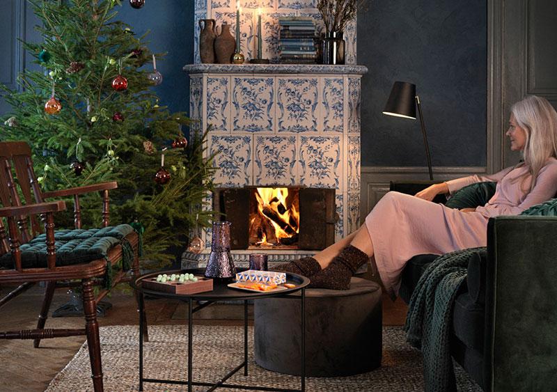 Рождественские истории от Ahlens
