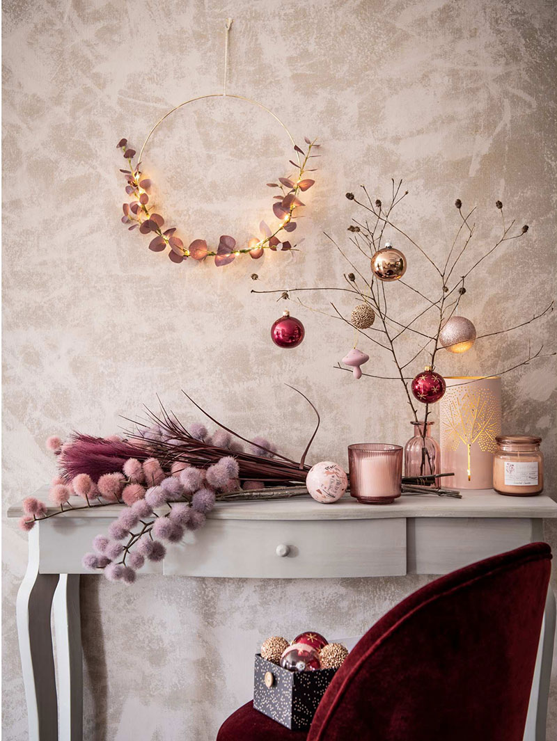 Новый Год по-французски: праздничные вдохновения от Maisons du Monde