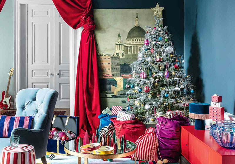 New trend: festive decor inspired by Mary Poppins movie