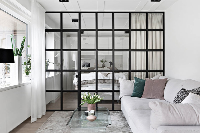 The Answer To This Question Is Not A Secret Designer Of Apartment In Stockholm Full Kitchen With Dining Area Mini Living