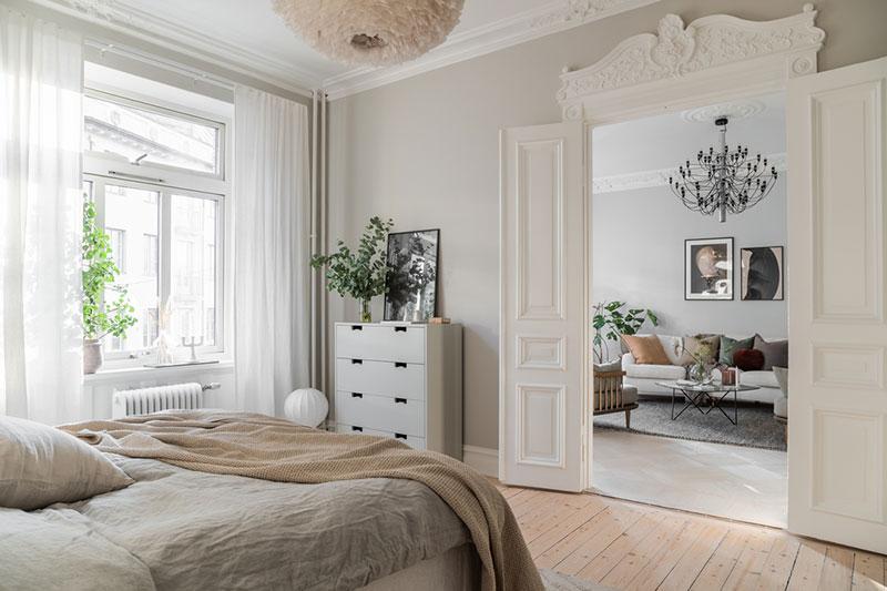 Уют в каждой детали: шведская квартира с теплыми акцентами