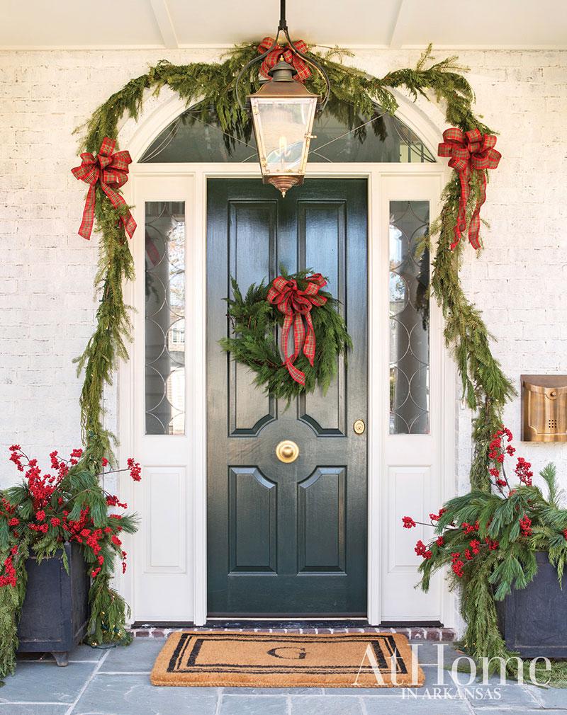 Теплое Рождество в Арканзасе