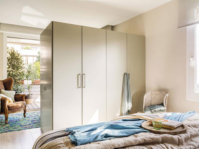 Воздушная и теплая квартира в Испании