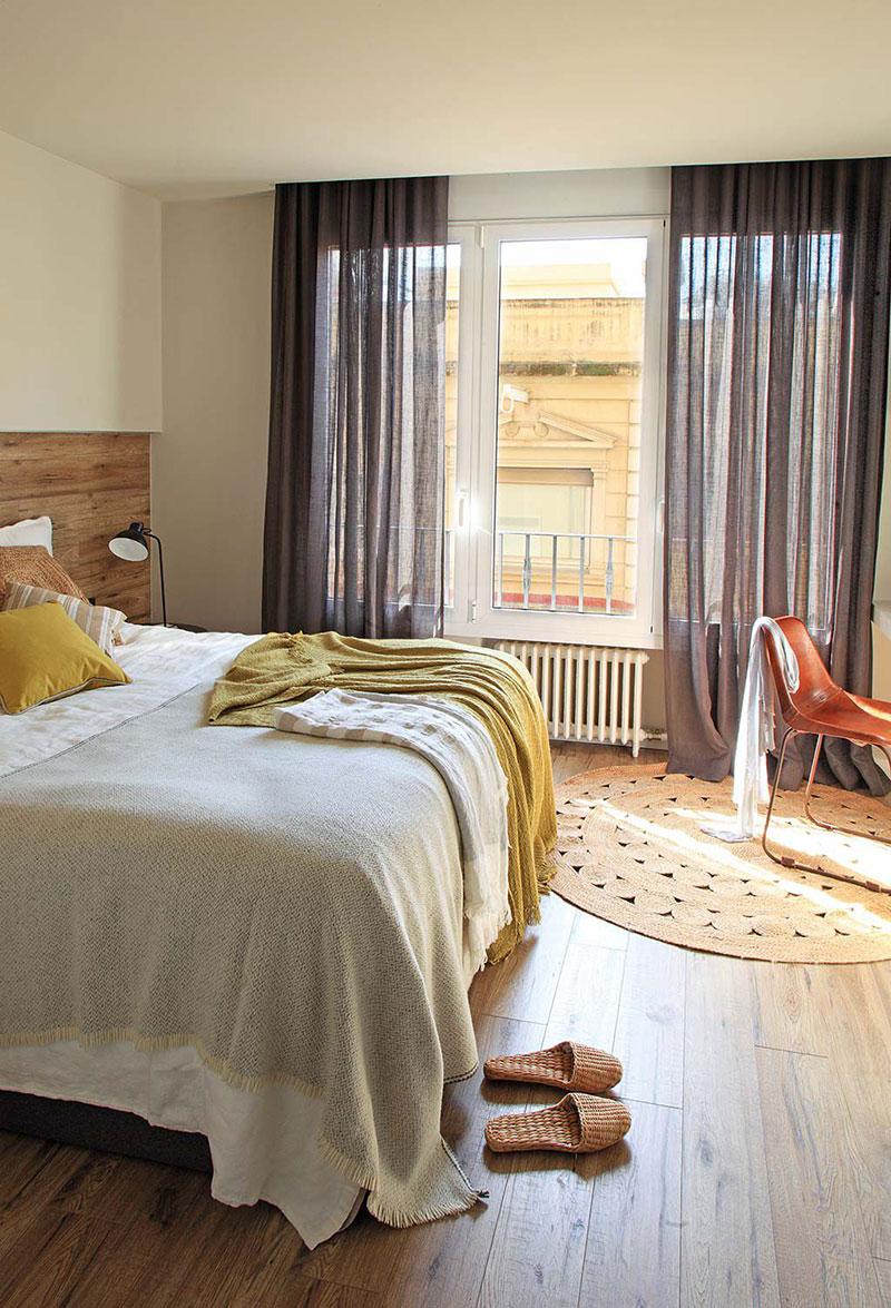 Приятная квартира с элементами индустриального стиля в Барселоне   barcelona apartment industrial style pufikhomes 11