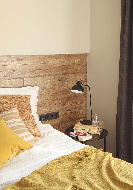 Приятная квартира с элементами индустриального стиля в Барселоне   barcelona apartment industrial style pufikhomes 12