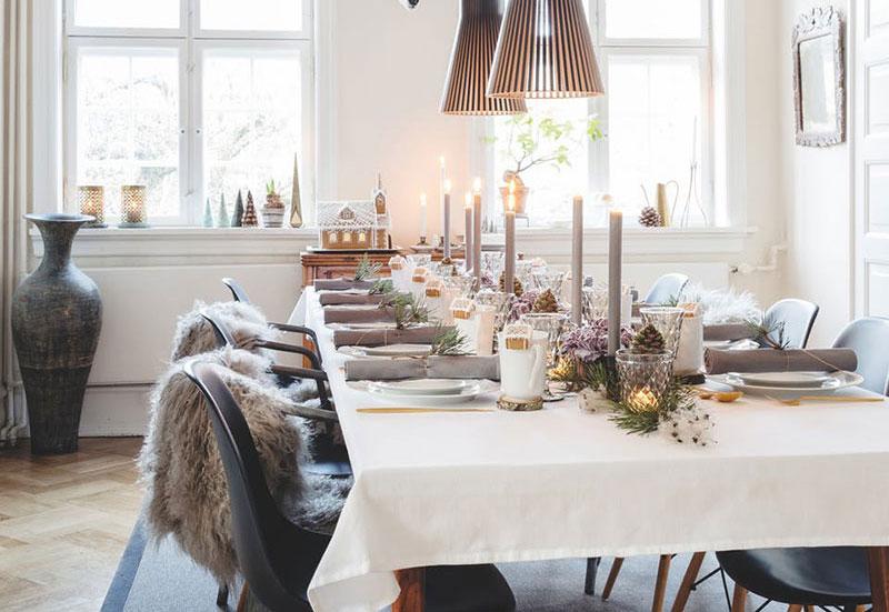 Нарядный дом ювелирного дизайнера в Дании