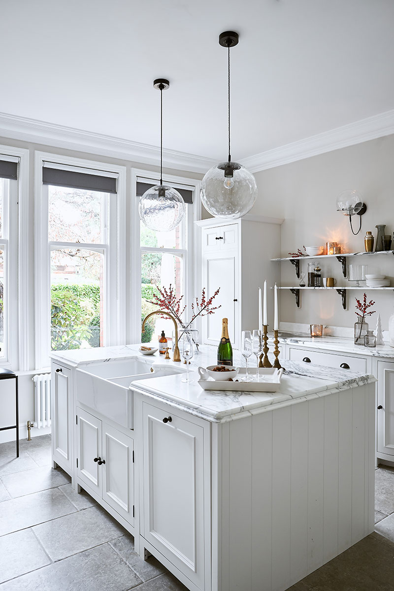 Beautiful Chichester kitchen by Neptune 〛 ◾ Photos ◾ Ideas