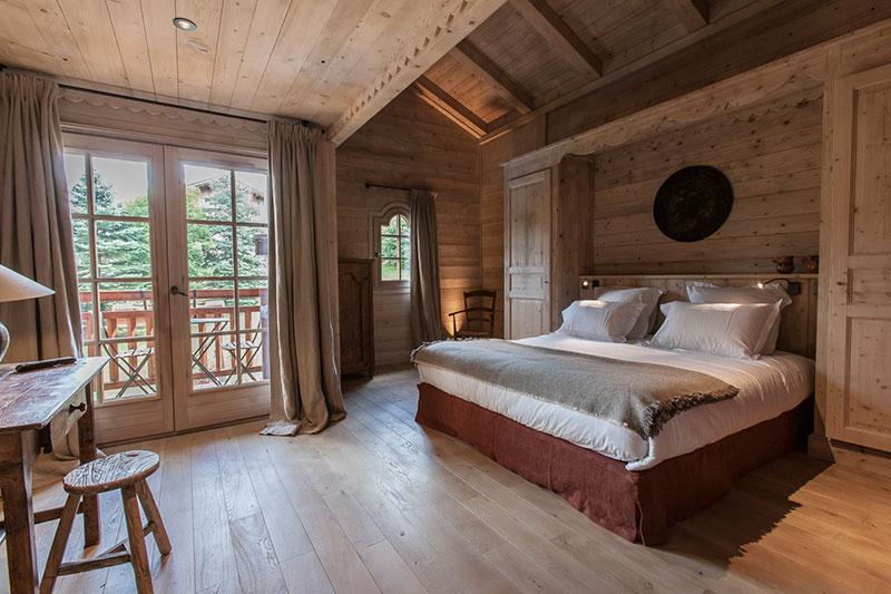 Настоящие Альпы в отеле-шале Le Cerf Amoureux