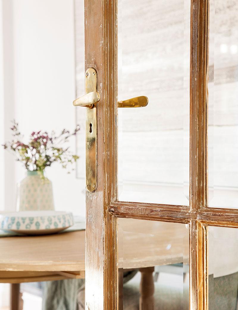 Весенняя свежесть вместо скучных тонов: преображение квартиры в Мадриде   spring touches in madrid apartment pufikhomes 5