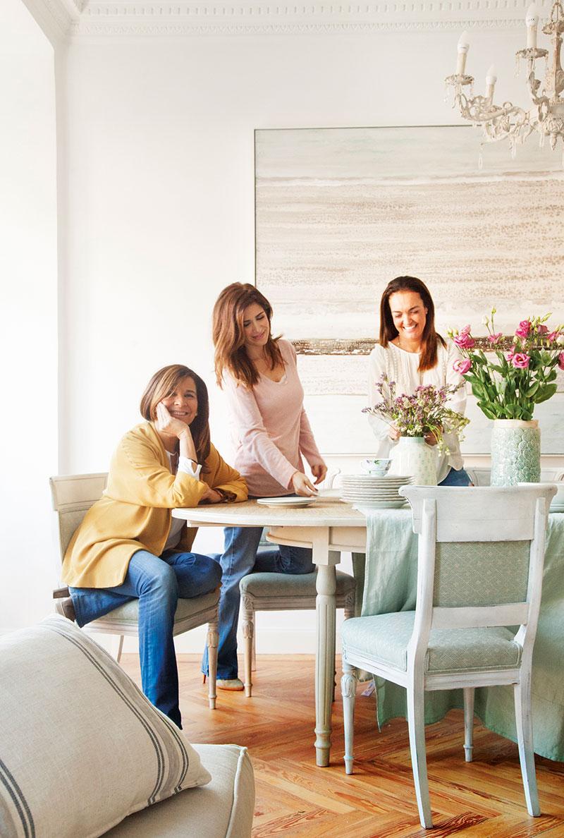 Весенняя свежесть вместо скучных тонов: преображение квартиры в Мадриде   spring touches in madrid apartment pufikhomes 8