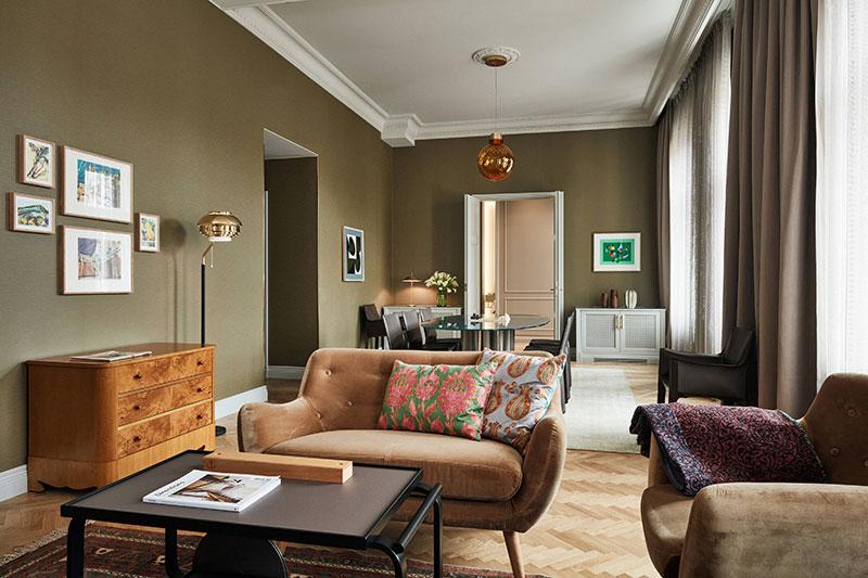 Интересная философия и притягательный дизайн отеля St. George в Хельсинки