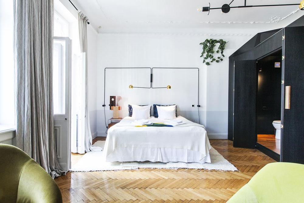 Отель Autor Rooms с домашней атмосферой и необычными деталями в Польше