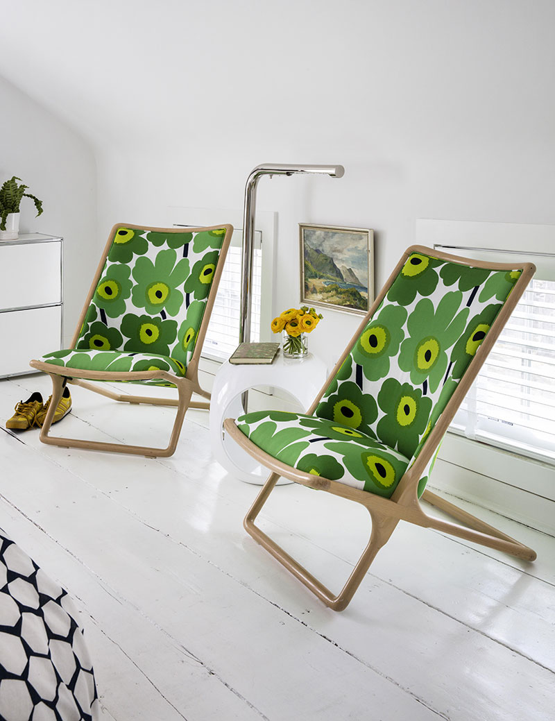 Загородный дом дизайнера для отдыха на выходных