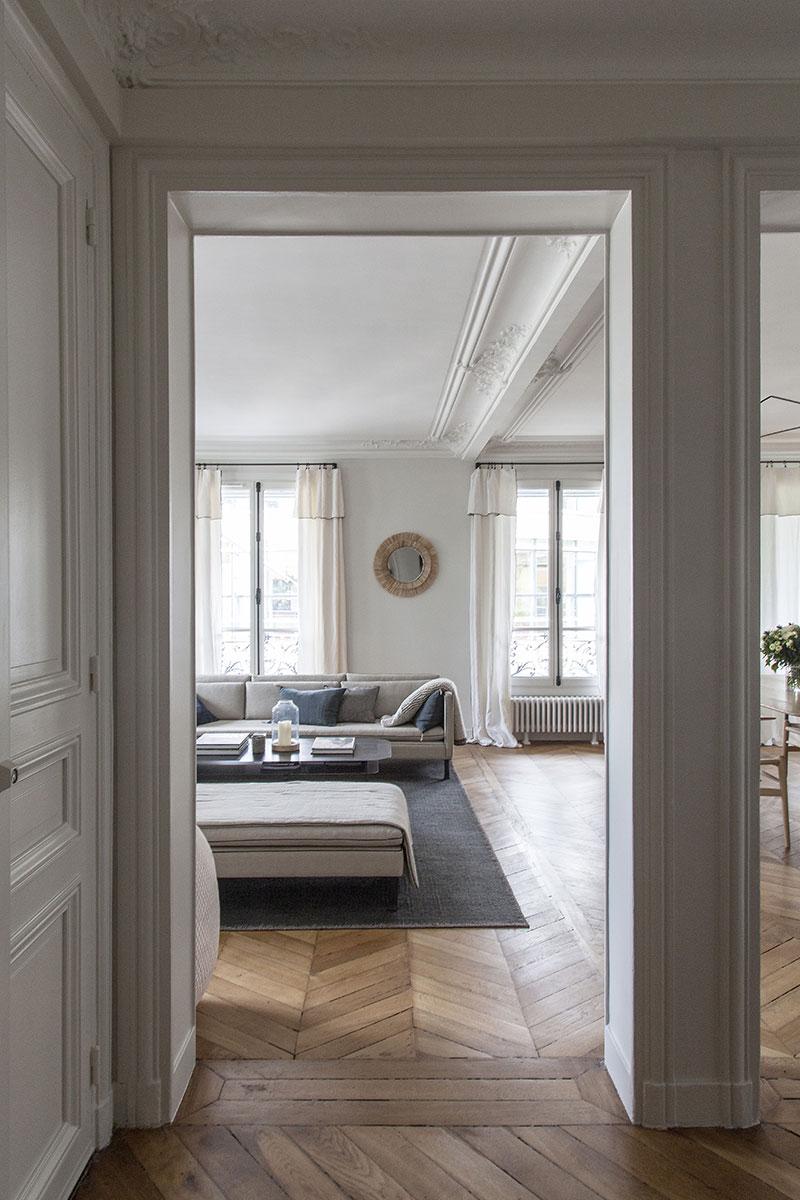 французский современный стиль в интерьере