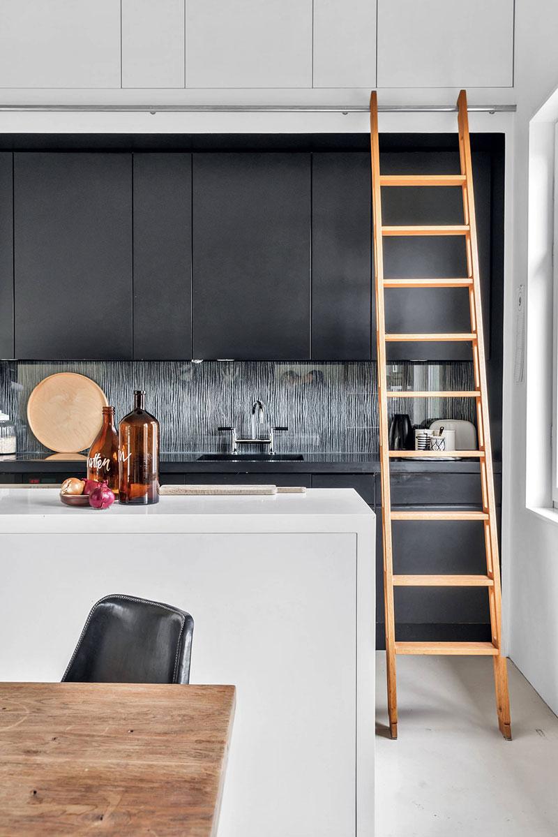 скандинавский стиль в интерьере кухни фото