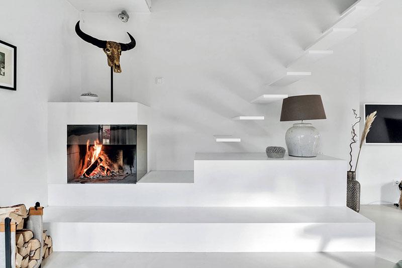 дизайн интерьера в стиле скандинавском