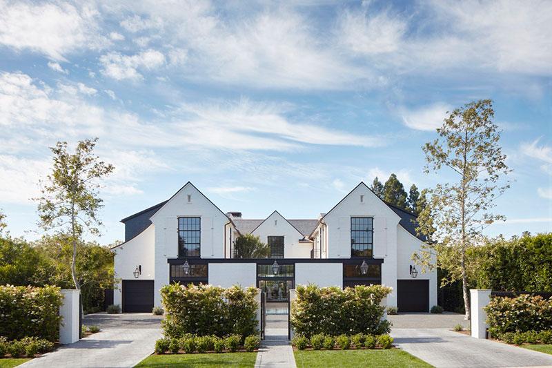 Прекрасная семейная резиденция в Западном Голливуде