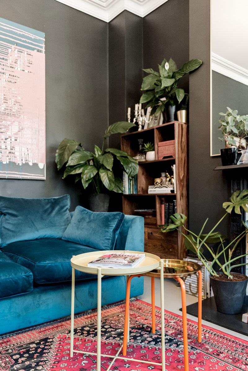 интерьер квартиры в лондоне фото