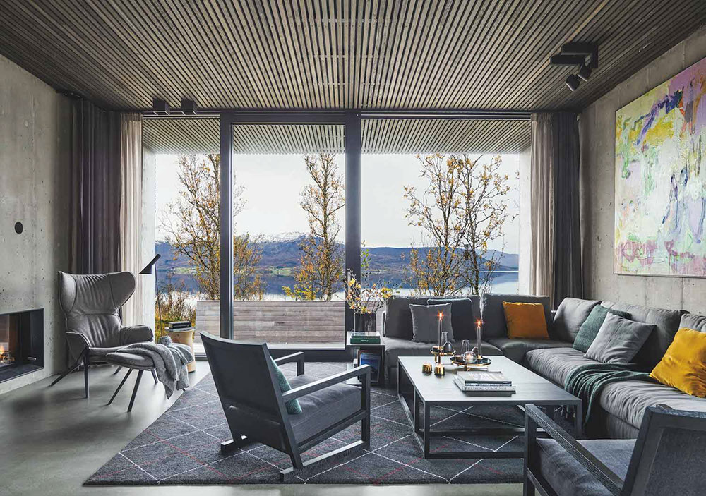 Norway Pufik Beautiful Interiors Online Magazine