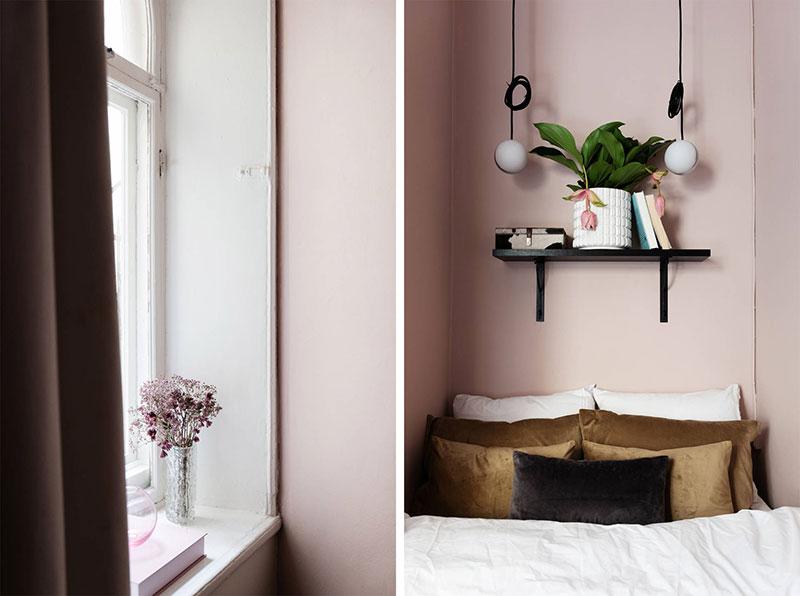 скандинавский дизайн маленькой квартиры фото