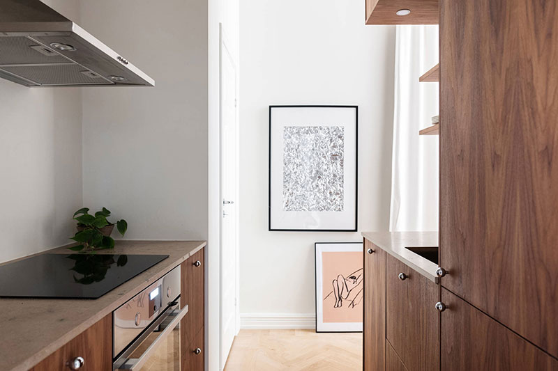 дизайн маленьких квартир в скандинавском стиле