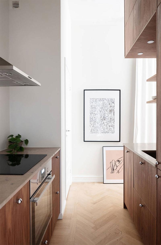 скандинавский дизайн маленьких квартир