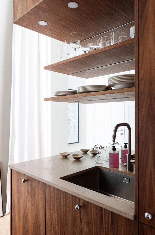 скандинавский дизайн маленькая квартира