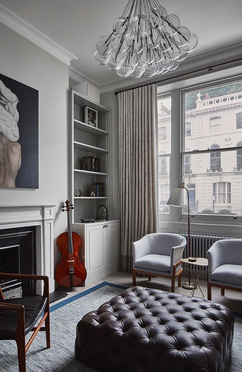квартиры в лондоне интерьер фото