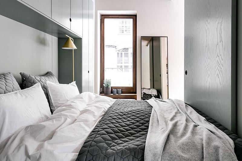 скандинавские интерьеры маленьких квартир фото
