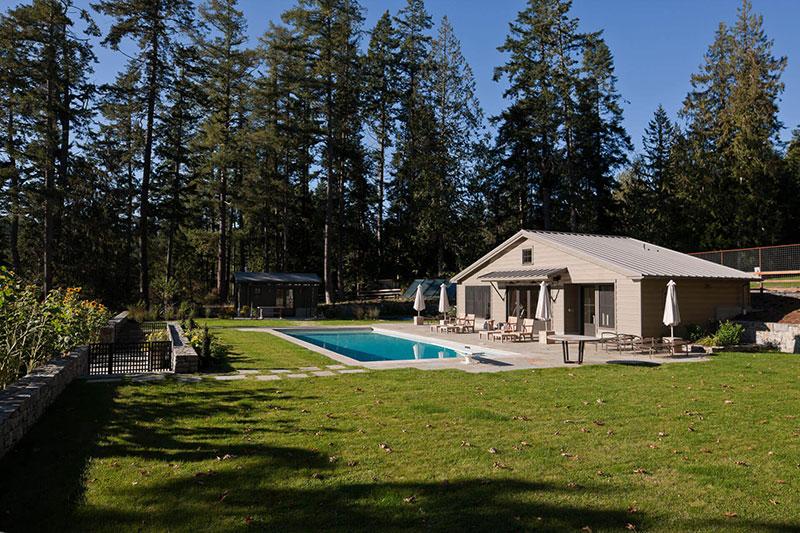 деревянные дома уютный дом