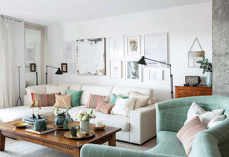 испанский стиль в интерьере квартиры фото