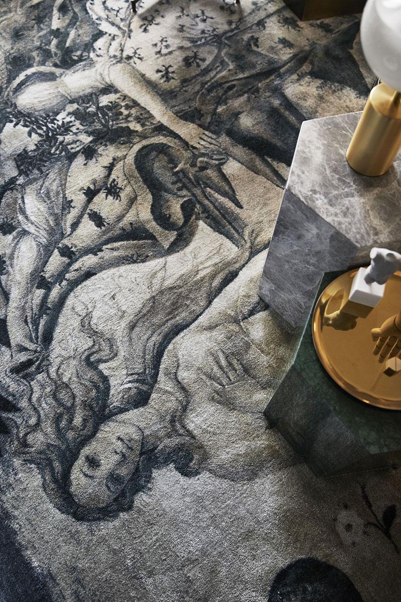 Всего и побольше: квартира любителя декора и предметов искусства в Шанхае