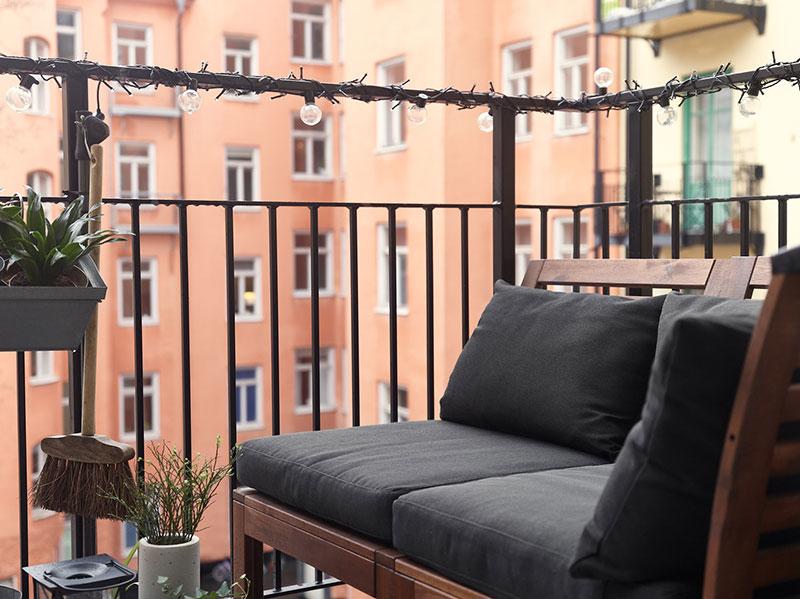 скандинавский интерьер небольших квартир фото