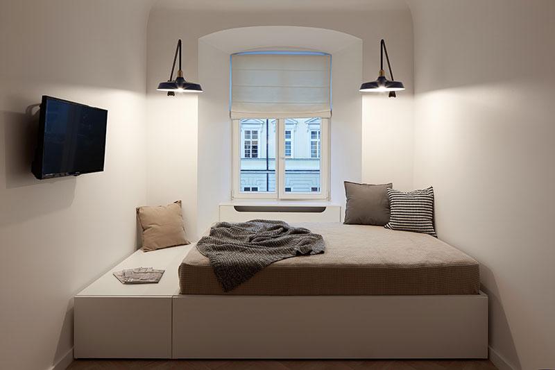 интерьеры смарт квартир