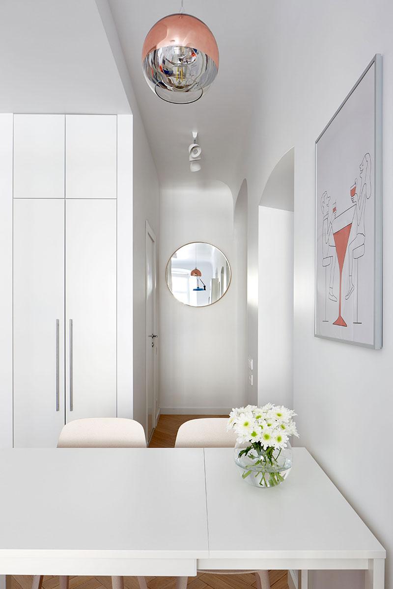 дизайн интерьера квартиры смарт