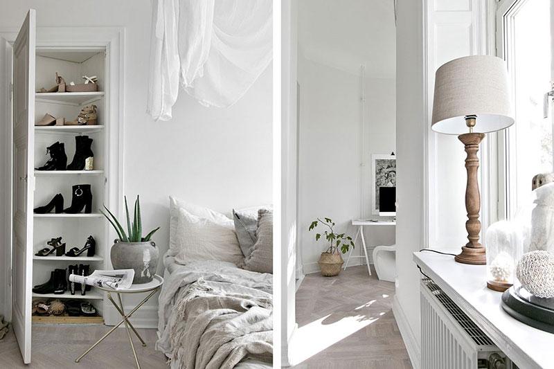 интерьер квартиры в скандинавском стиле фото