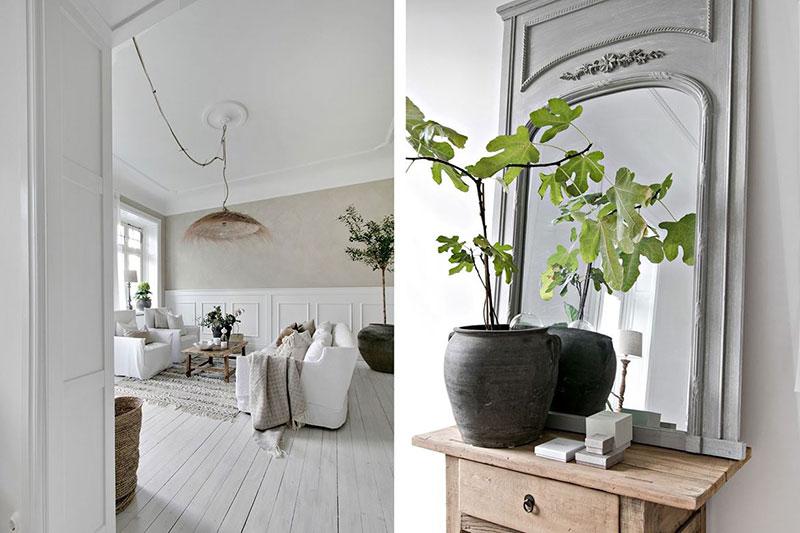 интерьер квартиры скандинавский