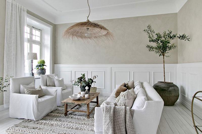 скандинавские интерьеры квартир