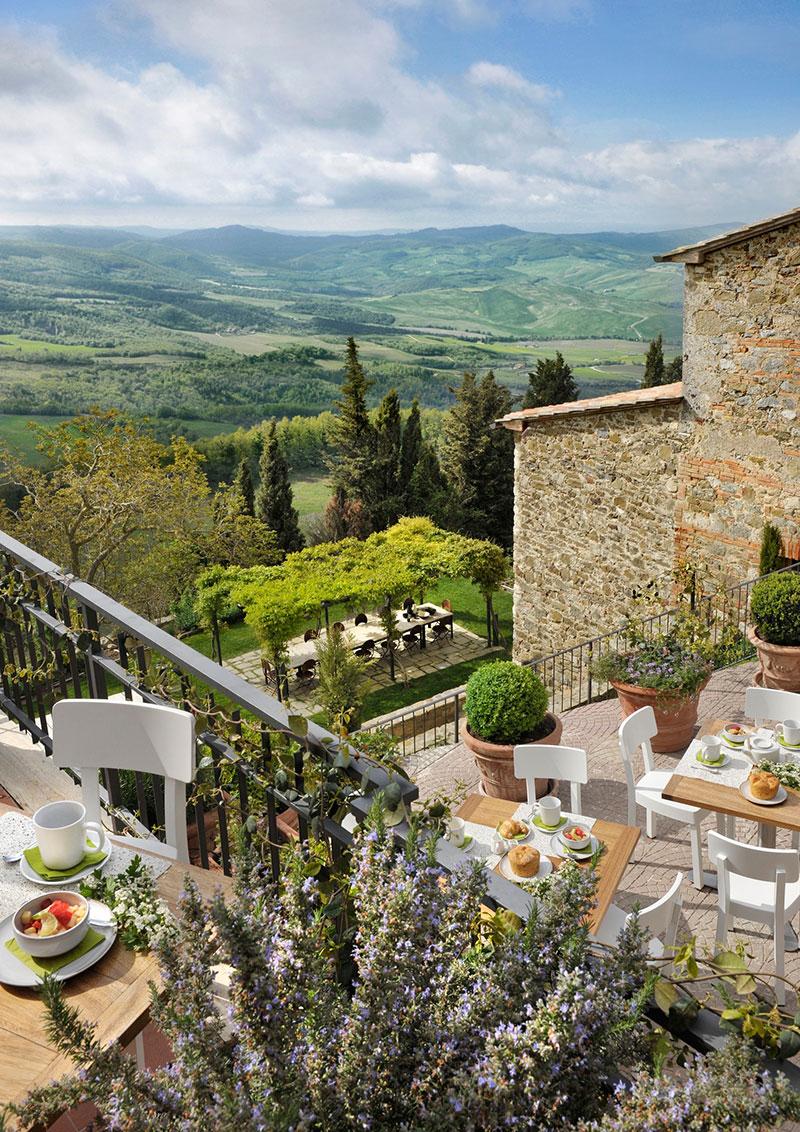 итальянское кантри тосканский стиль