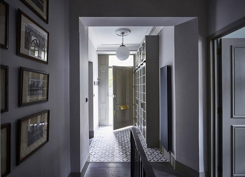 интерьеры квартир лондона