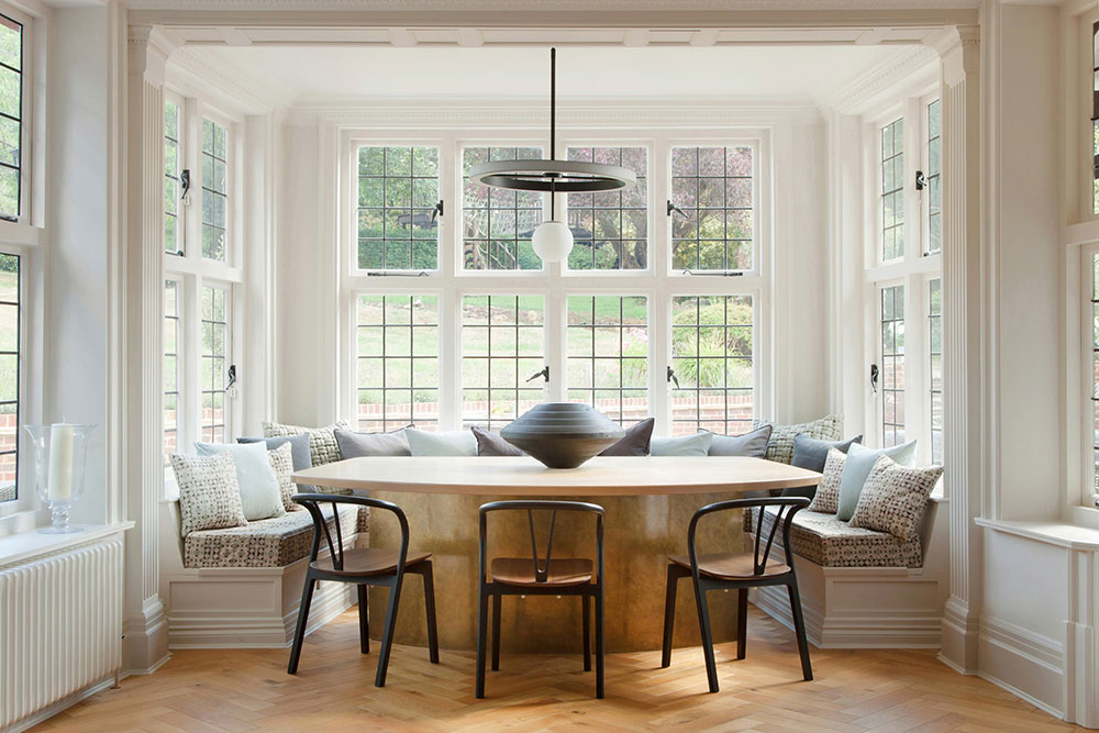 Modern Interiors For Old English Mansion Photos