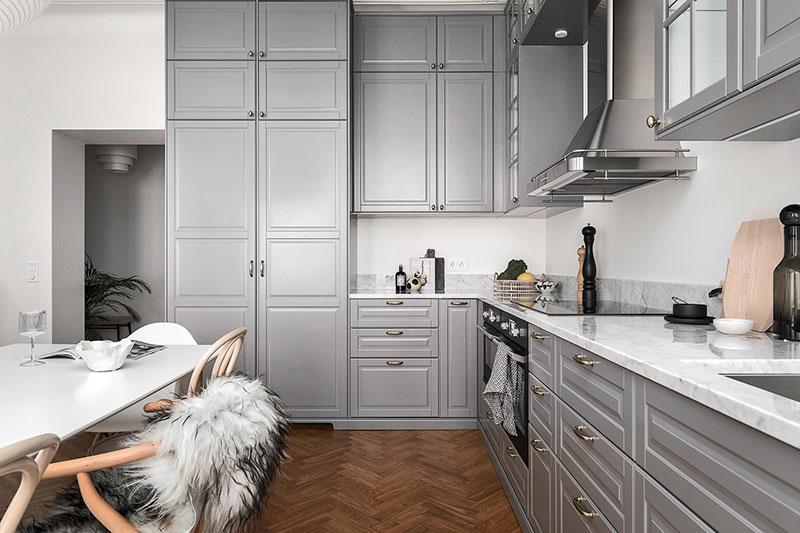современные интерьеры квартир в скандинавском стиле