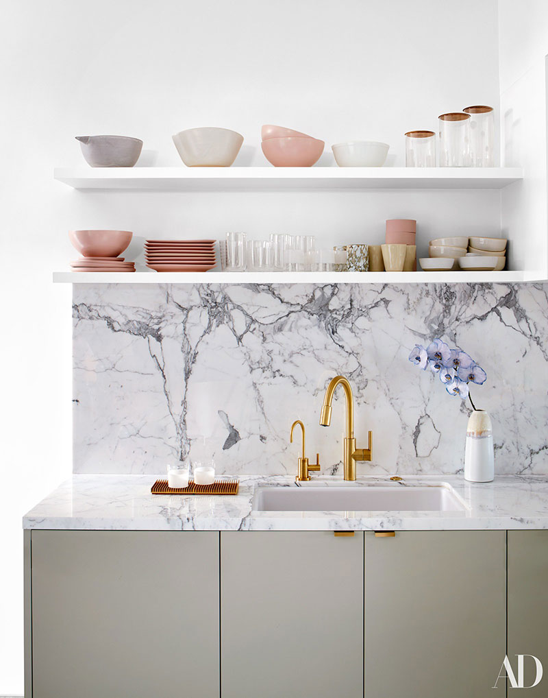 фотографии интерьера кухни