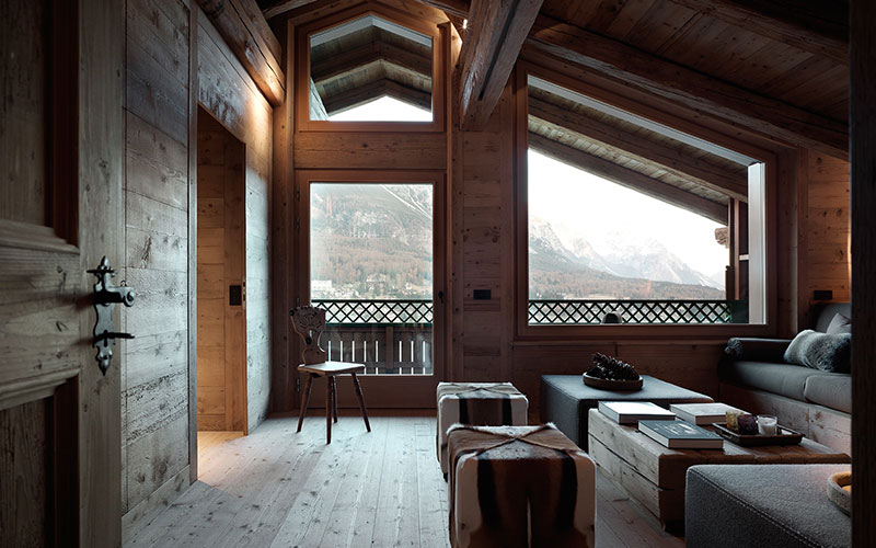стиль шале в архитектуре загородного дома