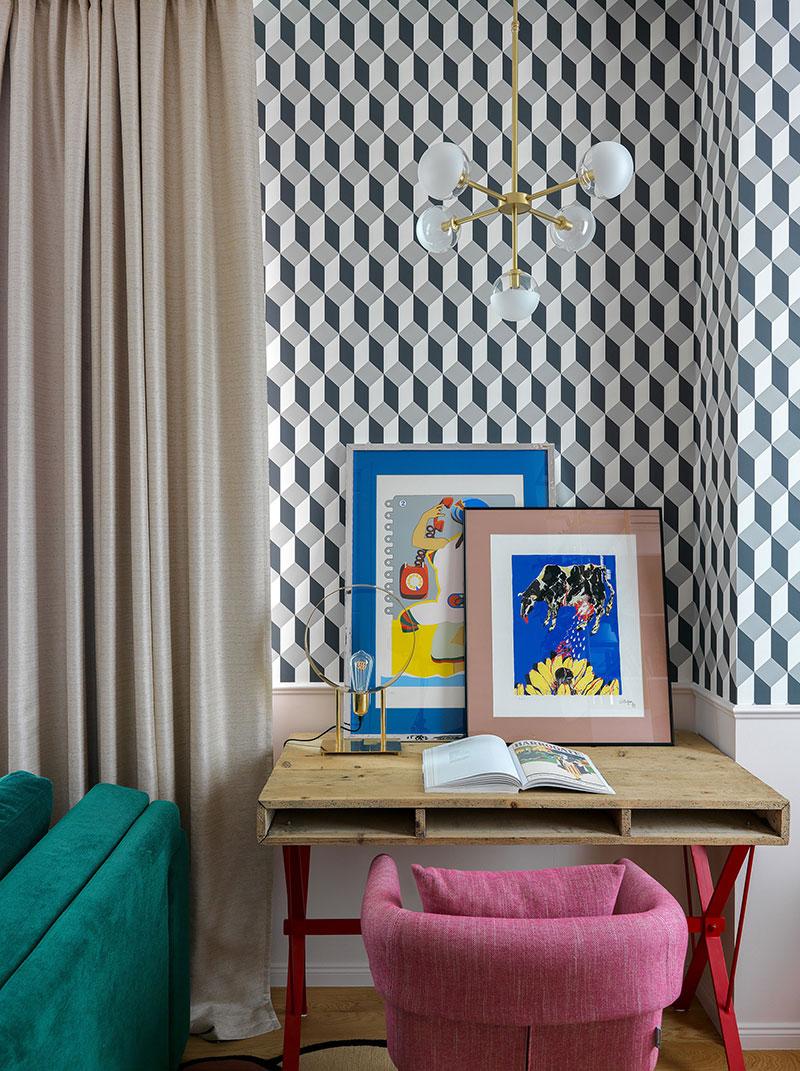 красочные интерьеры квартир