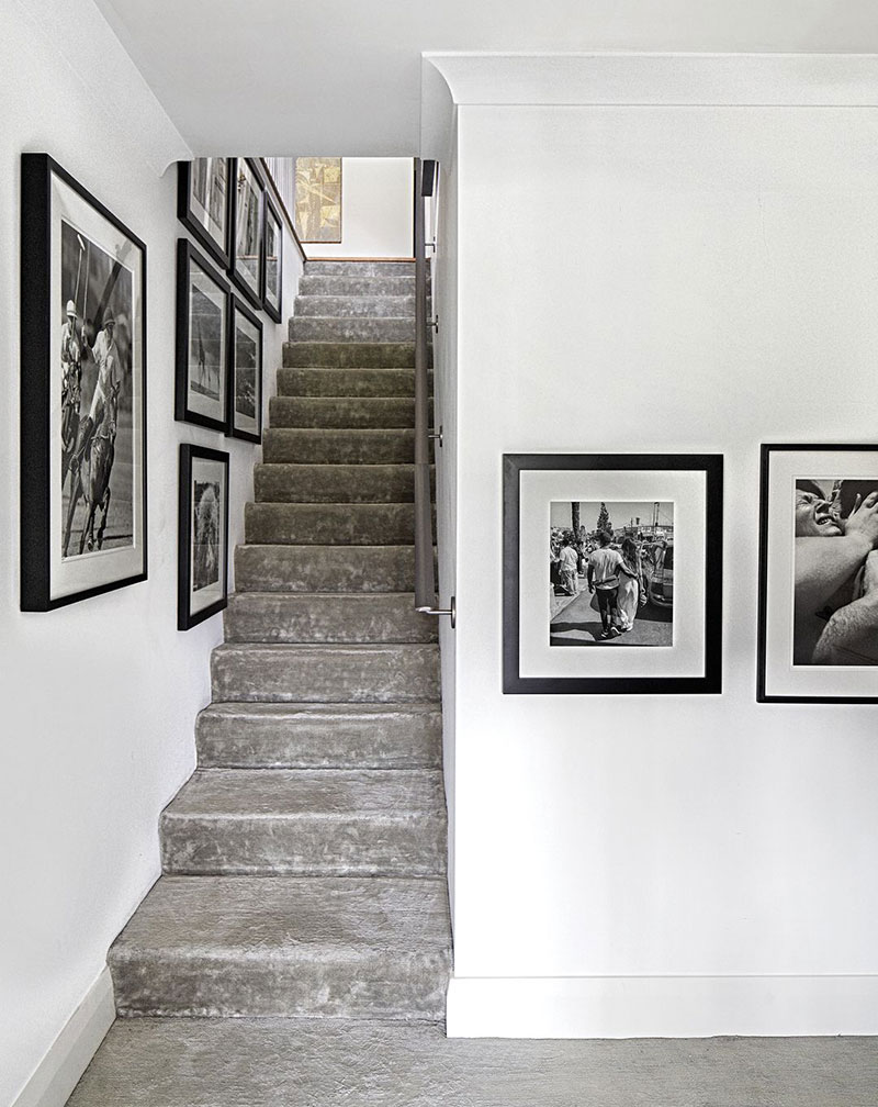 интерьер дома калифорнии фото