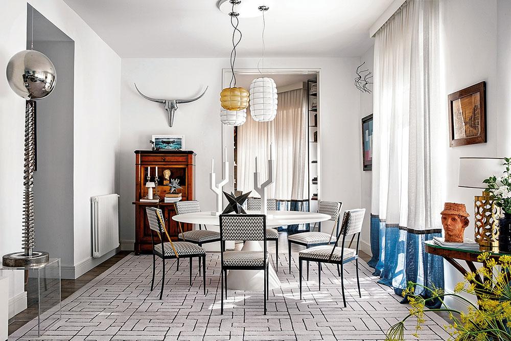 эклектика стиль в интерьере квартиры фото
