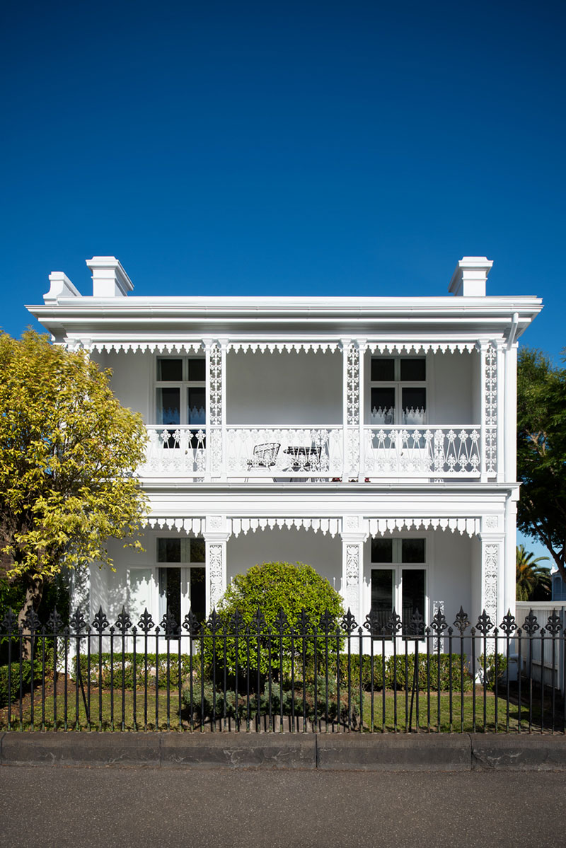 исторические дома австралии