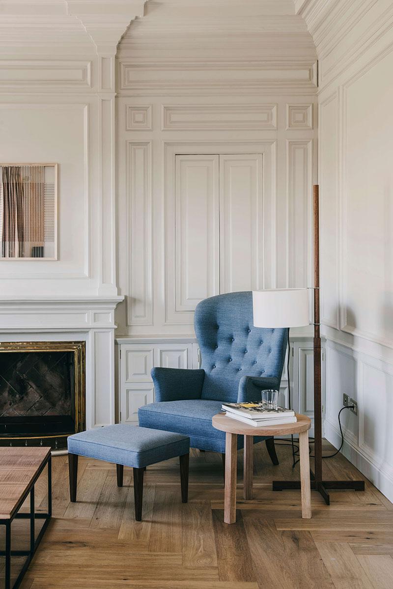 интерьер элегантной квартиры